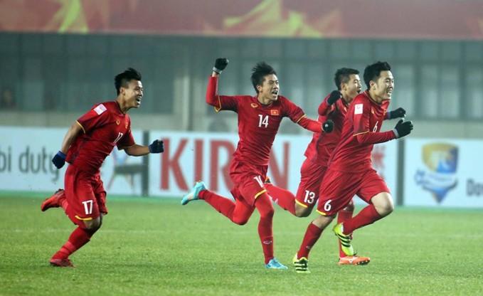 Bao nhiêu người sẽ ''vui lây'' từ thành công của U23 Việt Nam?