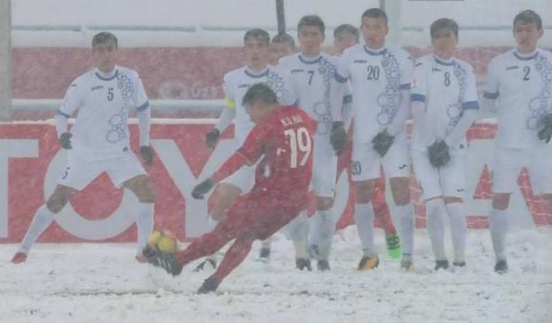 Quang Hải và U23 Việt Nam đã để lại dấu ấn tuyệt vời