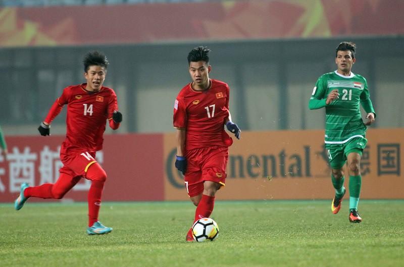 U23 Việt Nam có ý chí thực sự kiên cường