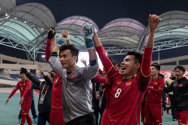 U23 Việt Nam đã làm nên điều thần kỳ tại giải U23 châu Á 2018