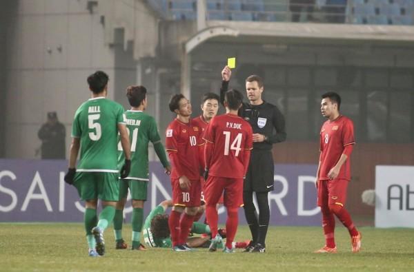Trọng tài người Australia suýt khiến U23 Việt Nam bị loại