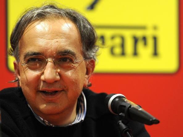 Chủ tịch Ferrari, Sergio Marchionne