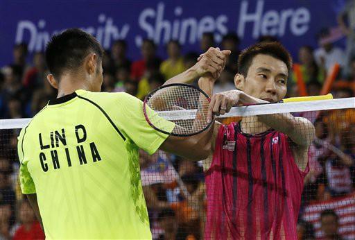 Lee Chong Wei đánh bại Lin Dan để giành vé vào chung kết giải VĐ châu Á