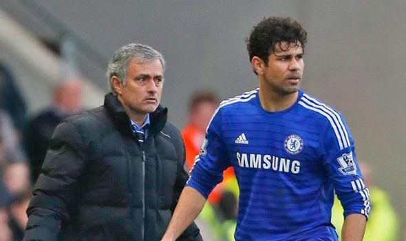 Mourinho và Costa đã ''làm lành'' với nhau