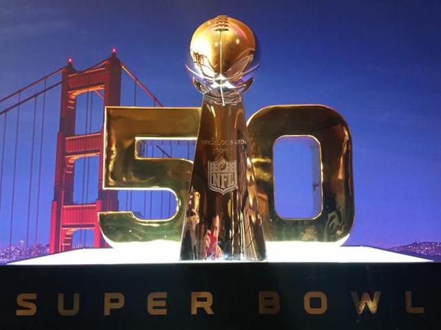 Golden Super Bowl