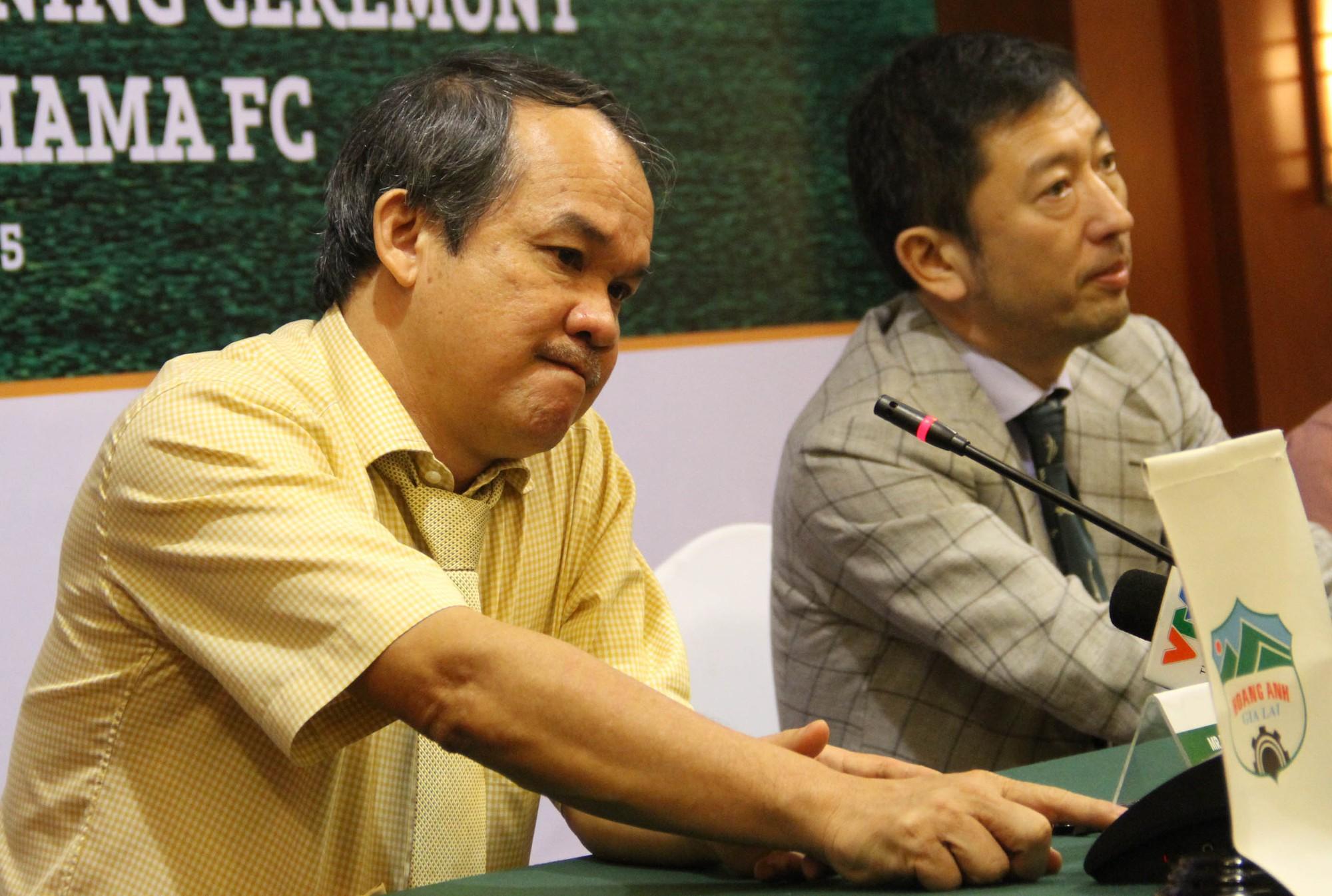 Bầu Đức quyết tâm thay đổi bóng đá Việt Nam