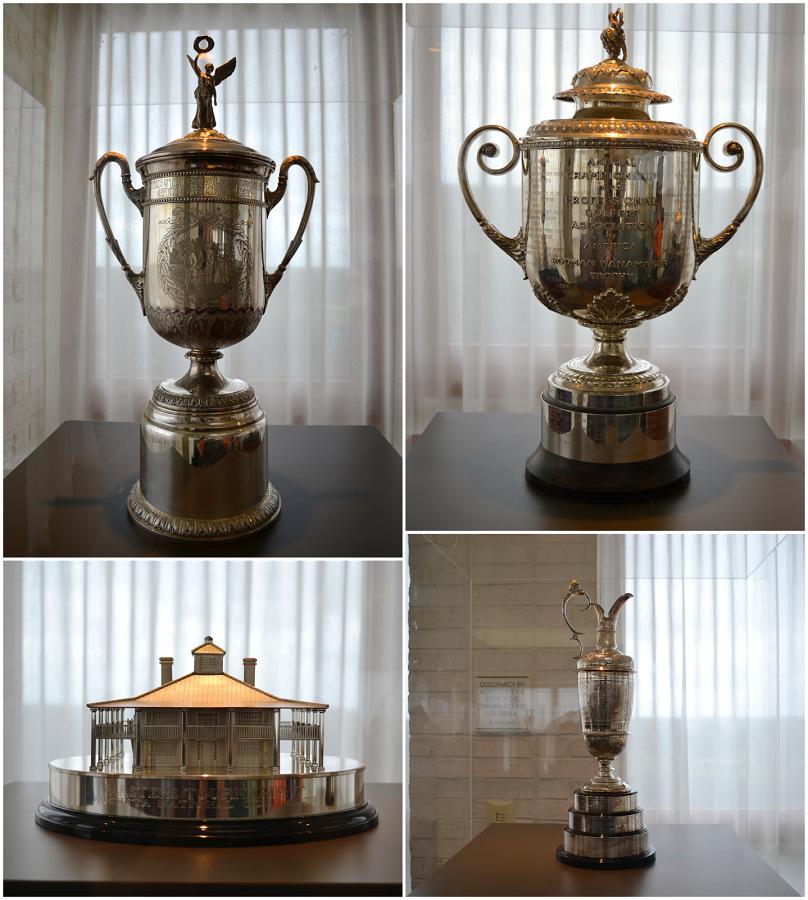 4 giải Major môn golf