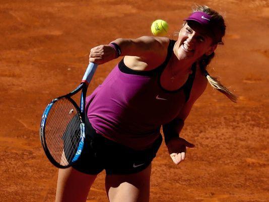 Azarenka rời Madrid Open vì chấn thương