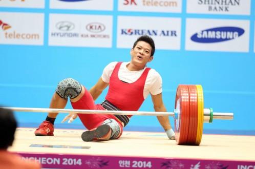 Thạch Kim Tuấn đang chạy đua với thời gian để kịp tham dự Olympic