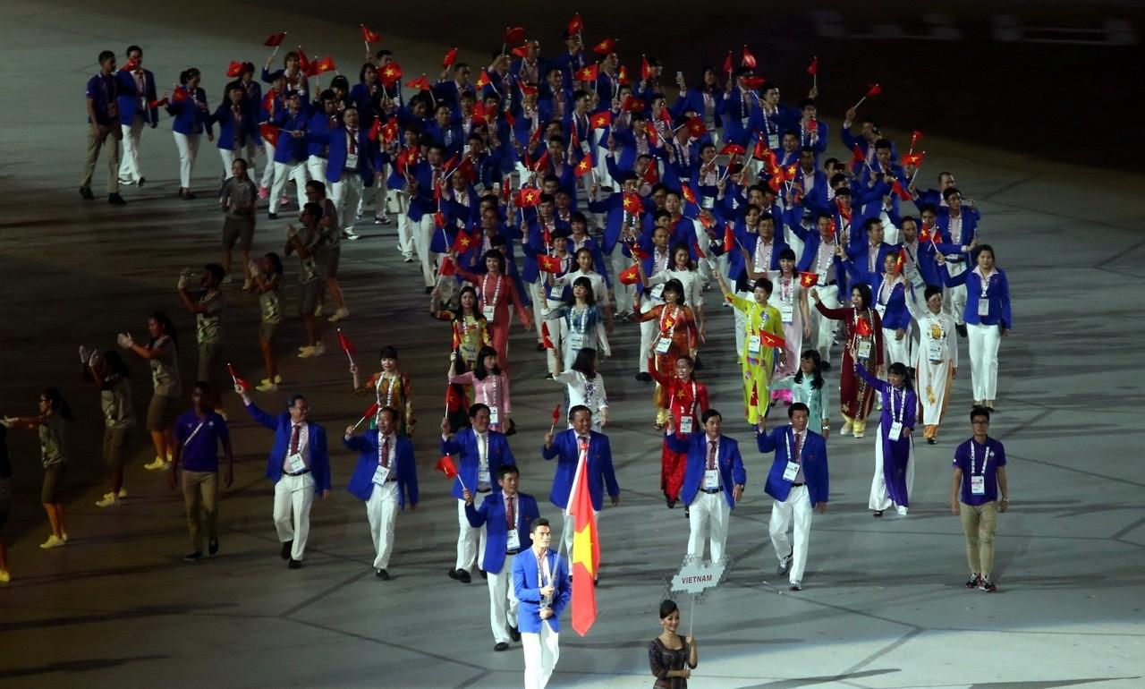 9. SEA Games 28 là kỳ SEA Games thành công nhất trong lịch sử Thể thao Việt Nam khi  lần đầu tiên các môn Olympic đóng góp tới 87% tỉ lệ các môn đoạt Huy chương vàng.