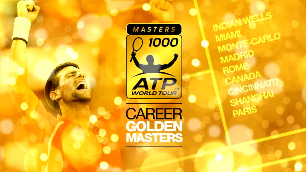 Cincinnati là Masters 1000 duy nhất còn thiếu của Djokovic