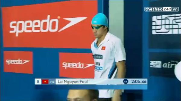 Kình ngư Lê Nguyễn Paul