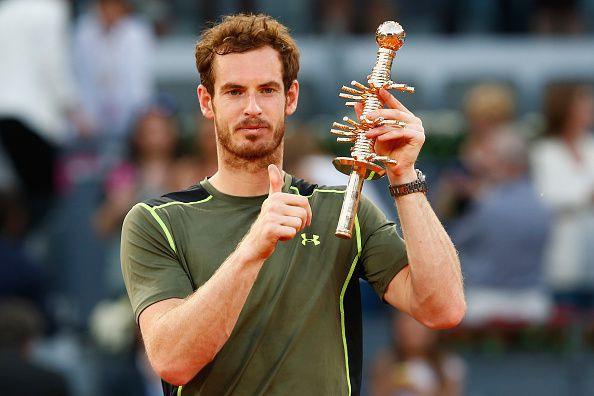 Murray hiện là ĐKVĐ của Madrid Open