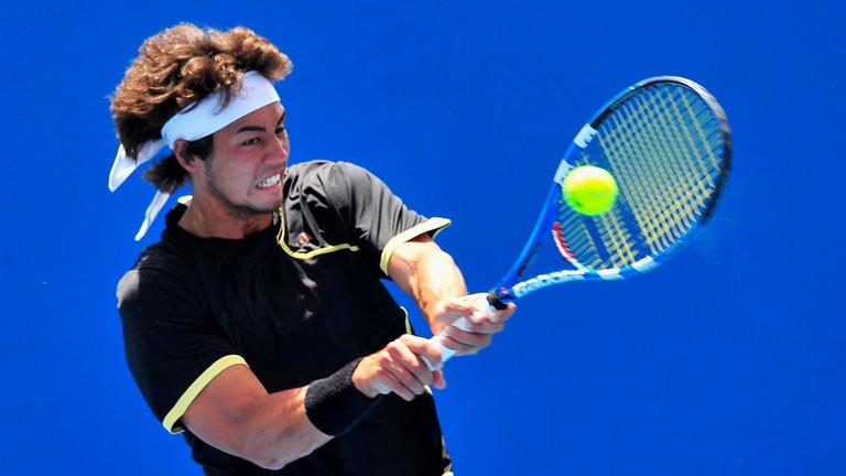 Cựu tay vợt Nick Lindahl