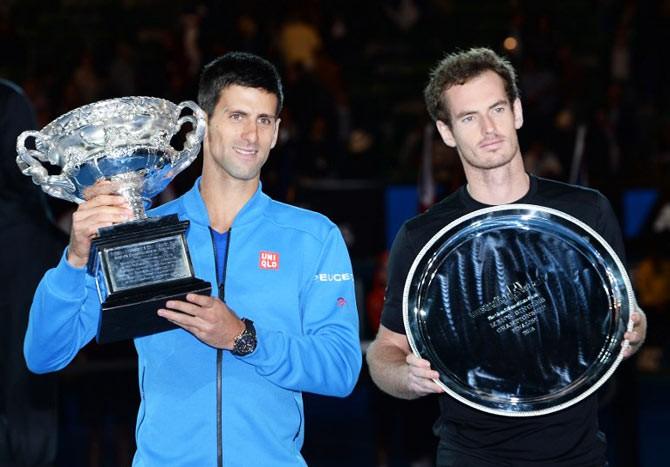 Djokovic và Murray