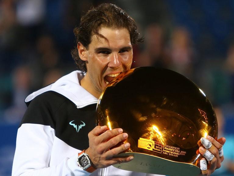 Nadal có sự khởi đầu thuận lợi trong năm 2016