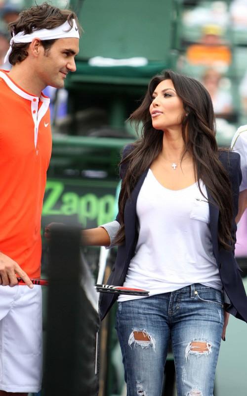 Federer và Kim