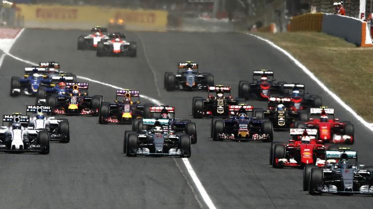 Đua xe F1 – Formula 1
