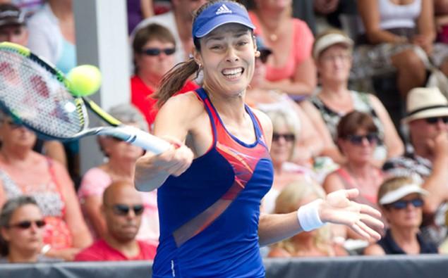 Ana Ivanovic khởi đầu năm 2016 bằng một thất bại