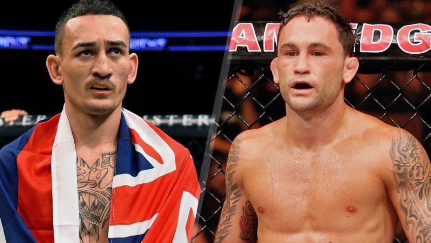 Max Holloway vs. Frankie Edgar