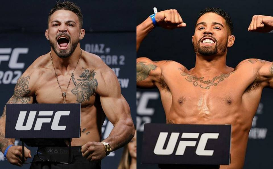 Mike Perry vs. Max Griffin