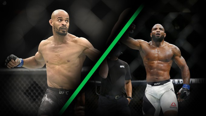 yoel romero david branch