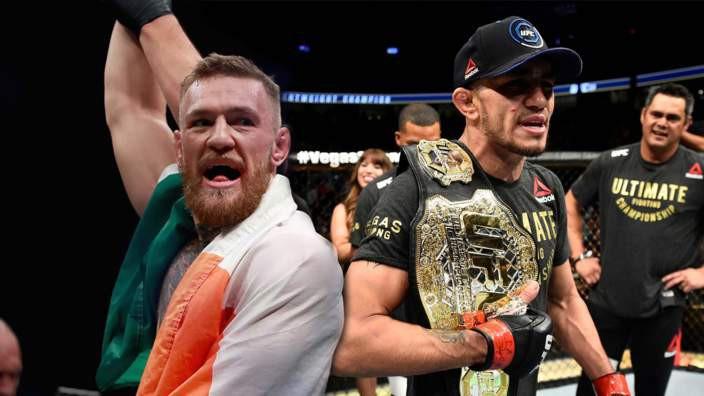 Conor McGregor vs. Tony Ferguson
