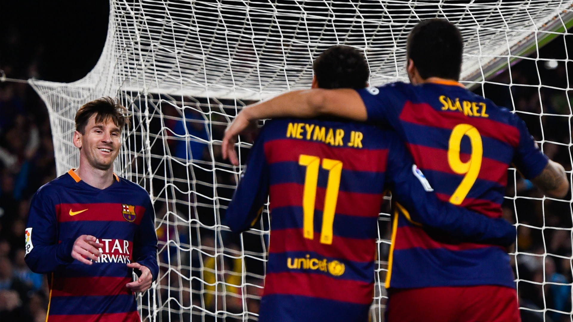 Ngoài MSN, Barca còn ai ghi bàn?