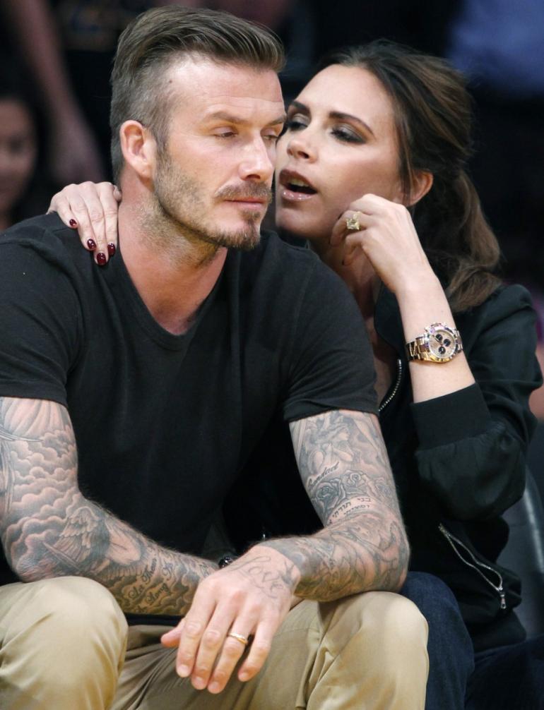 Victoria phục vụ nhân dân, Beckham đòi gặp Ngọc Trinh
