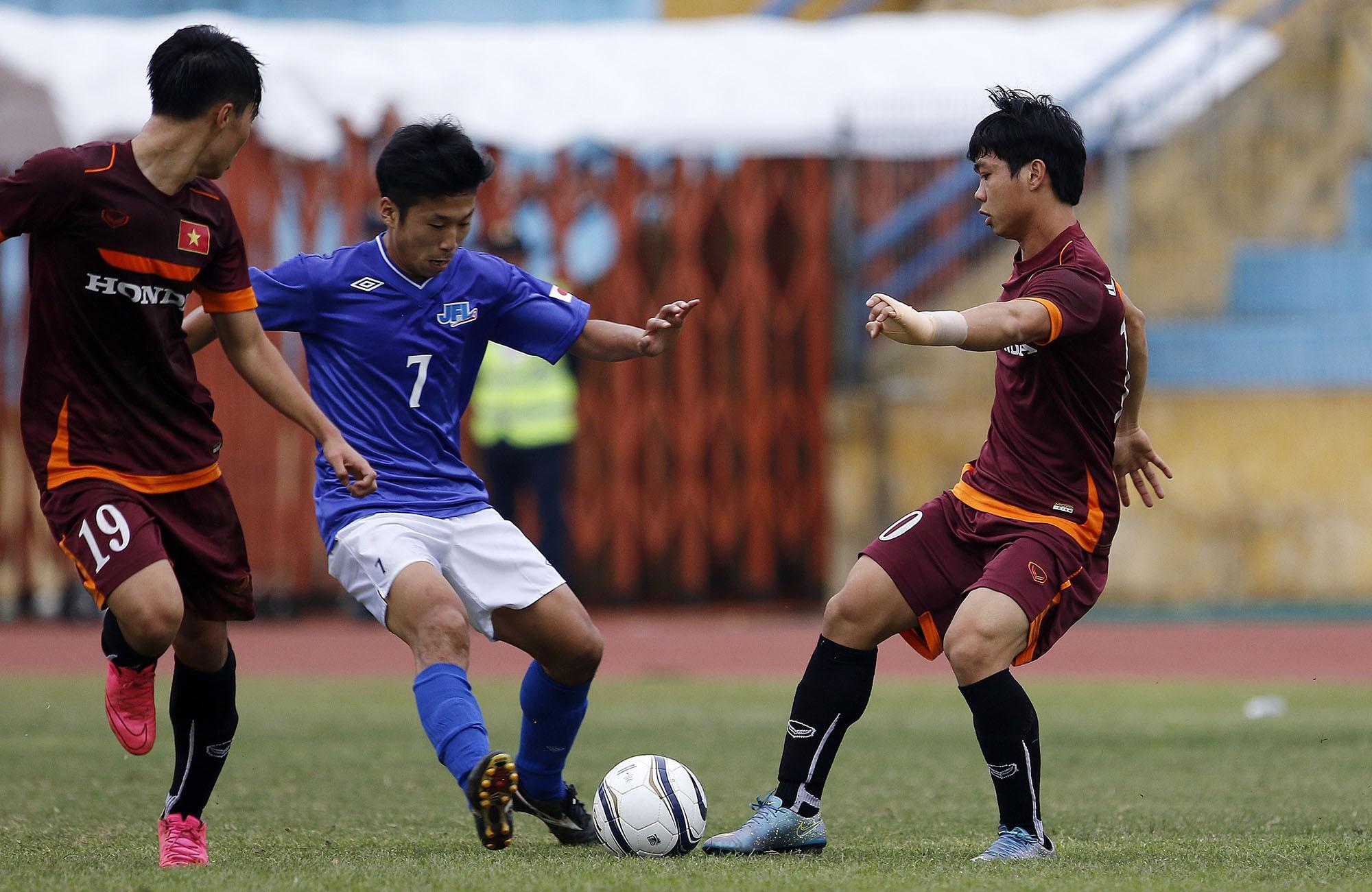 Cựu đội trưởng của U.23 VN đánh giá rất cao những tố chất của nhóm cầu thủ HA.GL
