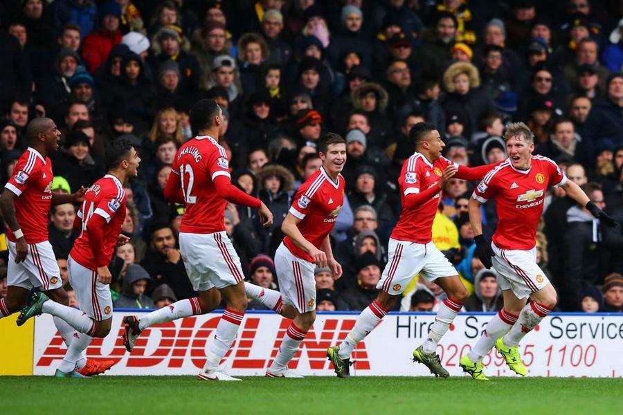Lịch thi đấu sắp tới cuả Manchester United khá thuận lợi