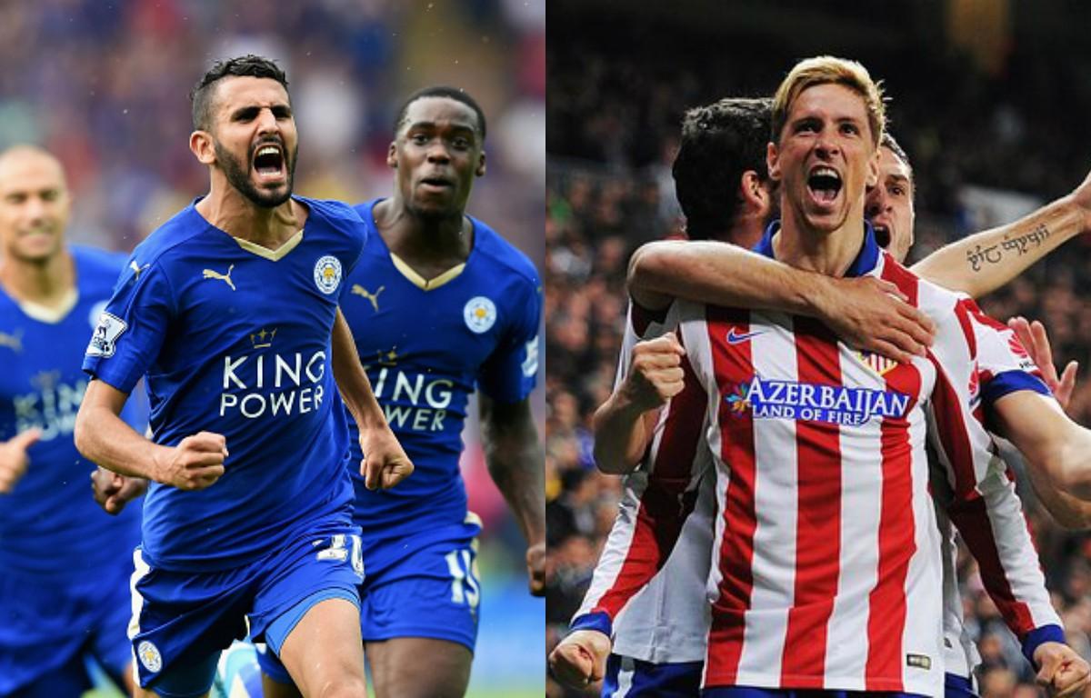 Leicester sắp giành được vinh quang, liệu ''người anh em song sinh'' Atletico Madrid có làm được điều tương tự?