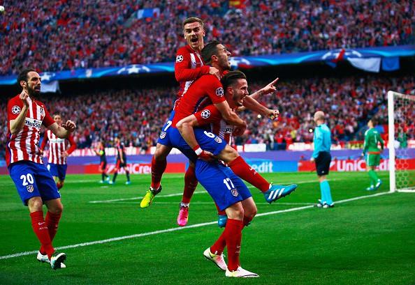 Lối chơi của Atletico Madrid