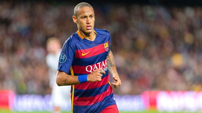 Barca tăng lương gấp 3 cho Neymar