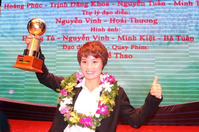 QBV 2015 Nguyễn Thị Minh Nguyệt: Đóa hoa nở muộn ở mùa xuân 30