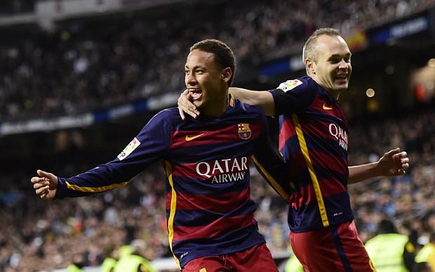 Neymar: Trên con đường trở thành Messi