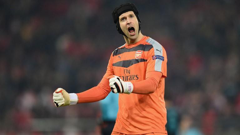 Cech xác lập kỷ lục premier league