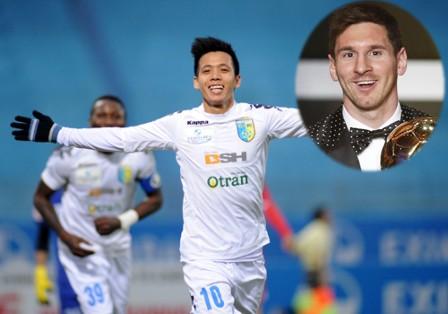 Văn Quyết Messi