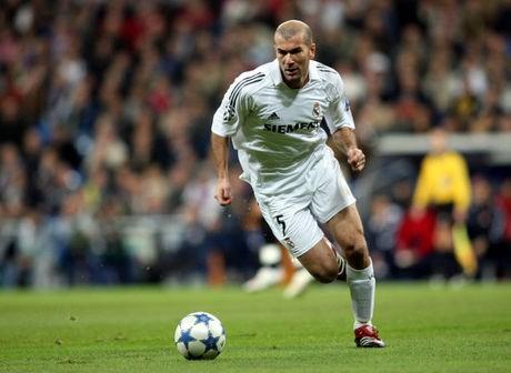 Zidane - Perez - Real: lương duyên buộc bởi… chiếc khăn ăn