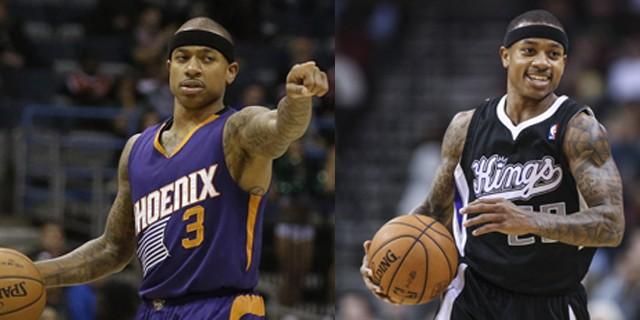 Phoenix Suns và Sacramento Kings là hai đội bóng Thomas thi đấu trước khi đến Boston.