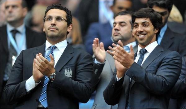 Tập đoàn Abu Dhabi United Group đã tiêu tốn hết 776 triệu bảng cho Man City.