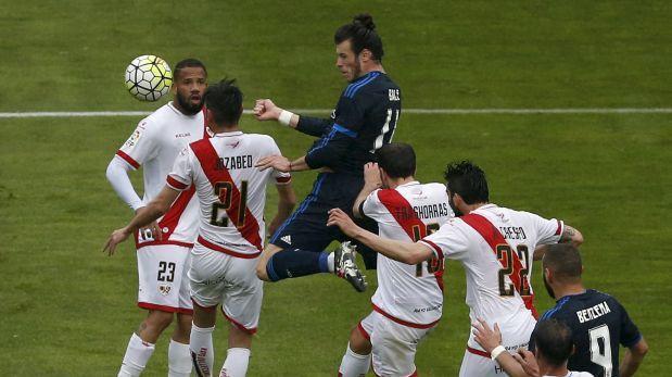 Cú đánh đầu gỡ 1-2 của Gareth Bale là bước ngoặt giúp Real Madrid lật ngược tình thế.