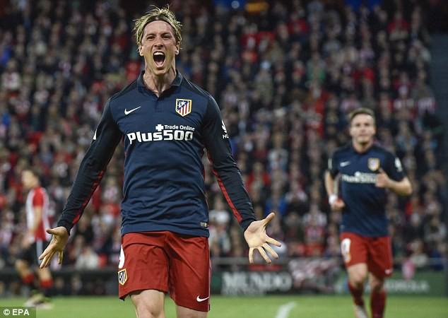 Với 5 bàn ghi trong 6 trận qua, Fernando Torres chí ít đã đủ khiến đội bóng xứ Bararia lo lắng.