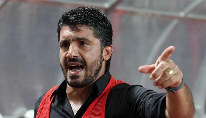Gennaro Gattuso sẽ trở thành HLV Tuyển Kazakhstan.
