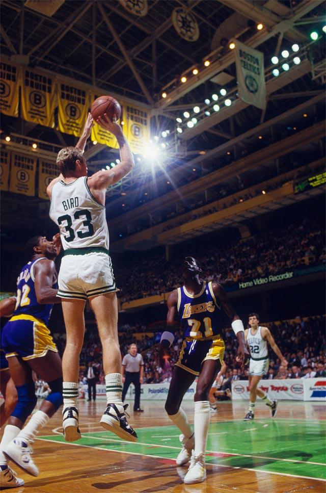 Larry Bird – huyền thoại của Boston Celtics