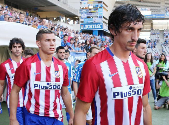 Khi Lucas Hernandez kết hợp cùng Stefan Savic, Atletico Madrid coi như sở hữu cặp trung vệ hay nhất của họ ở mùa này.