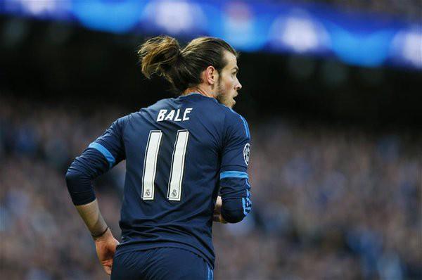 Mới 9 ngày trước, Gareth Bale còn chưa chen vào nổi Top 10 ghi bàn của La Liga.
