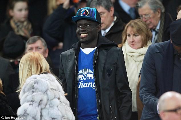 Oumar Niasse mới đá 29 phút dù trong Top 3 kỷ lục chuyển nhượng của Everton.