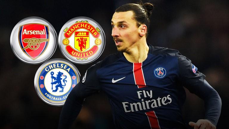 Muốn có Zlatan Ibrahimovic, cần trả lương 600.000 bảng/tuần.