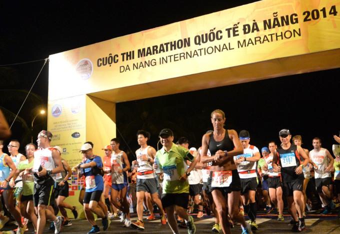 Da Nang International Marathon (Ảnh: DNIM)